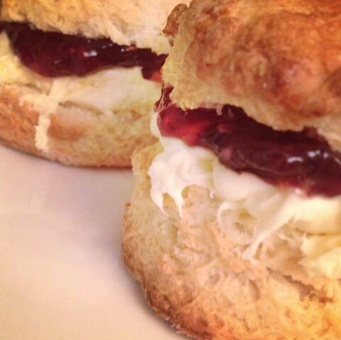 Come and enjoy a Cream Tea from Wednesday 9th June Onwards